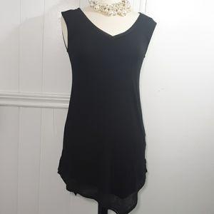 NWOT White House Black Market tunic top size S